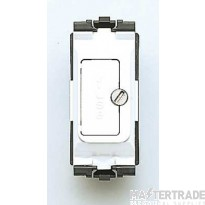 MK Aspect Fuse Unit with Tamperproof Screw 13A White K4890KOWHI