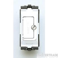 "MK Grid Plusâ""¢ Plastic Fuse Unit Module 13A 48 x 23 x 32mm White K4890WHI"