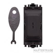 MK K4894BLK Grid Switch Intermed 20A