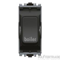 MK K4896BRBLK Grid Switch Boiler