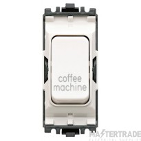 MK K4896CMWHI Grid Switch Coffee Machine