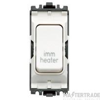 MK K4896IHWHI Grid Switch Immers Heater