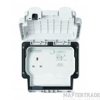 MK K56301WHI Socket 1G RCD Active13A30MA