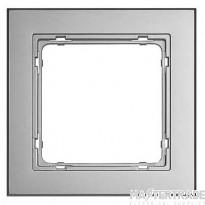 MK K5776ALU Wall Frame 1G Alum