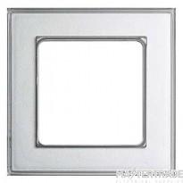 MK K5776GLAA Wall Frame 1G Alum/Glass