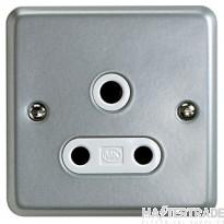 MK K843ALM Socket 1G Unswd 3 Pin 15A