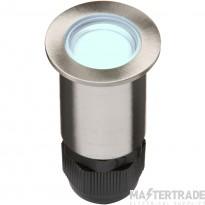 Knightsbridge 4IPB Groundlight Fixed 4xBlue LEDs