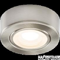 Knightsbridge CABBCWW LED Cabinet Light Brushed Chrome