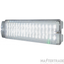 Knightsbridge EMLED1 Bulkhead LED 3hrM/NM 6W