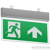 Knightsbridge EMSWING LED Emergency Hanging Exit Blade IP20