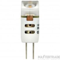 Knightsbridge G4LED2 Lamp 4000K LED G4 1.5W