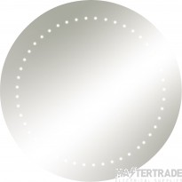 K/Bridge RCT5048 Mirror Light Rnd 48xLED