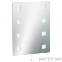 K/Bridge RCT6045SD Mirror Light Rect T5