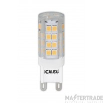 Calex LED G9 240V 3,5W 300lm 2700K Clear Lens, energy label A+