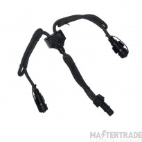 MasterLite FLO58B Professional Festoon Pro Y Connector