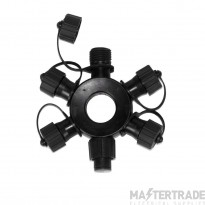 MasterLite MV026B Professional Festoon Pro 5 way Connector