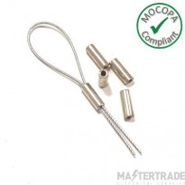 12mm Copper Ferrule Meter Seals with High Strength Wire