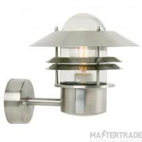 Nordlux 25011034 Blokhus Wall Lantern Stainless Steel