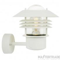 Nordlux 25091001 Vejers Wall Lantern White