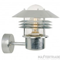 Nordlux 25091031 Vejers Wall Lantern Galvanized