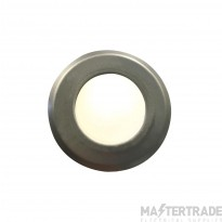 Nordlux 45410034 Une Stainless Steel Groundlight
