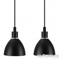Nordlux Ray | Pendant | 2-Kit | Black