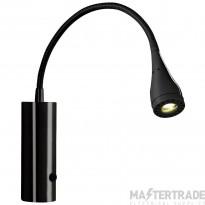 Nordlux 75531003 Mento LED Wall Spotlight Black 3000K