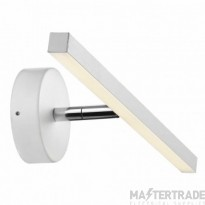 Nordlux 83061001 IP S13 40 Bathroom Wall Light White