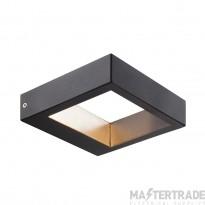 Nordlux 84111003 Avon Black LED Wall Light 3000K
