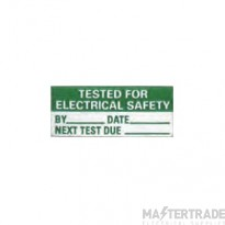 Niglon TC10625 Tested Label (Pack=10x14)