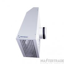 NVA UEC100 100mm Met External C/Fan