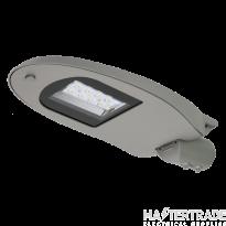 NVC NBFM36/OPX/76/740/NS Belfry Mini 36W LED Street Lgt Opt X Lens 76-60 Fix NEMA 740