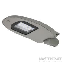 NVC NBFM36/OPX/76/PE1/740 Belfry Mini 36W LED Street Lgt Opt X Lens 76-60 Fix PE1 740