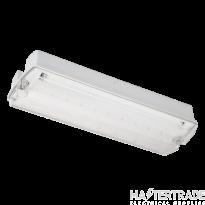NVC NNE/2/LED/M3/V3 Nebraska V3 2W LED IP65 Maint. 3Hr