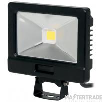 NVC Odessa V2 NOD/V2/20/BK/840 Floodlight LED 20W 4000K