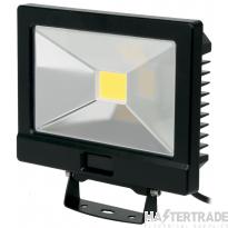 NVC Odessa V2 NOD/V2/50/BK/840 Floodlight LED 50W 4000K
