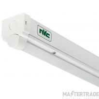 NVC NPH55/LED/M3/850 Batten 55W 4ft