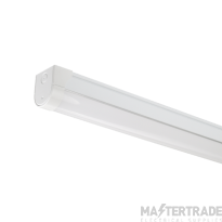 NVC Texas NTE2X6/M3/840 6ft Twin LED Batten 4000K 75W 8715lm EM