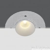 One Light 10103TR/W/W WHITE COB 3W WW 36deg 350mA TRIMLESS DARK LIGHT
