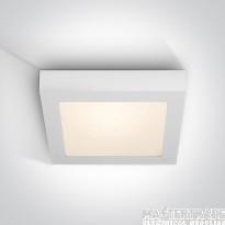 One Light 62130AF/W/W WHITE PLAFO LED 30w WW IP40 100-240v