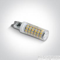 One Light 7109ALG/C G9 LED 9W CW 230V