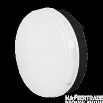 Ovia OV9300BK16EM LED Bulkhead 18W Blk
