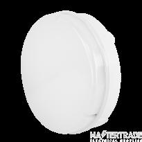 Ovia OV9300WH16 LED Bulkhead 16W White IP65 CCT 3000K, 4000K, 6000K