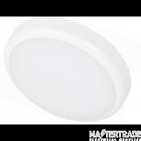 NVC Paxford NPX/WH/M3/840 LED Bulkhead IP44 White Opal M3 4000K