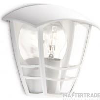 Philips 153873116 Wall Lantern E27 60W