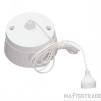 Click PRC009 Ceiling Switch 10A Whi