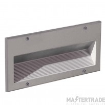 LEDS C4 PX-0040-GRI Wall Recessed Arta 1 X G24D3 26  Grey