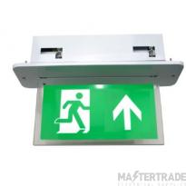 RA LFACLED502B Exit Sign 3hrM 50xLEDs