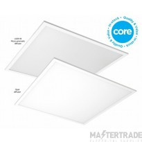 NVC Sterling NST/O/66/LO/840 EdgeLit LED Panel 600x600 4000K Low Output 34W