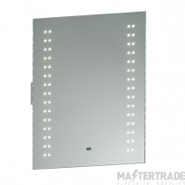 Perle Shaver Mirror Ip44 4.8W Sw Daylight White